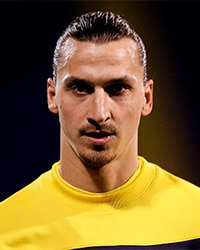 Футболист Златан Ибрагимович