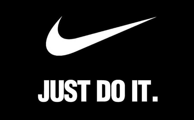 Девиз Just DO It