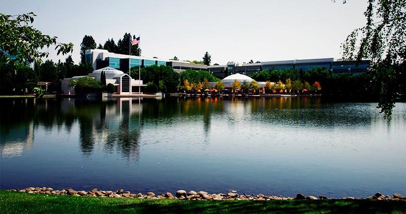 Орегонская штаб-квартира Nike