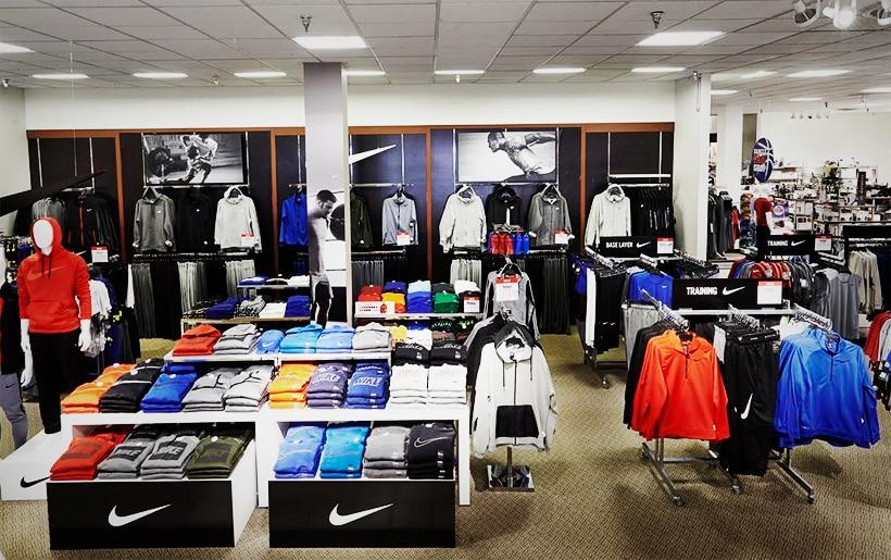 Товары Nike