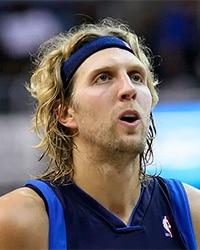 Баскетболист Дирк Новицки