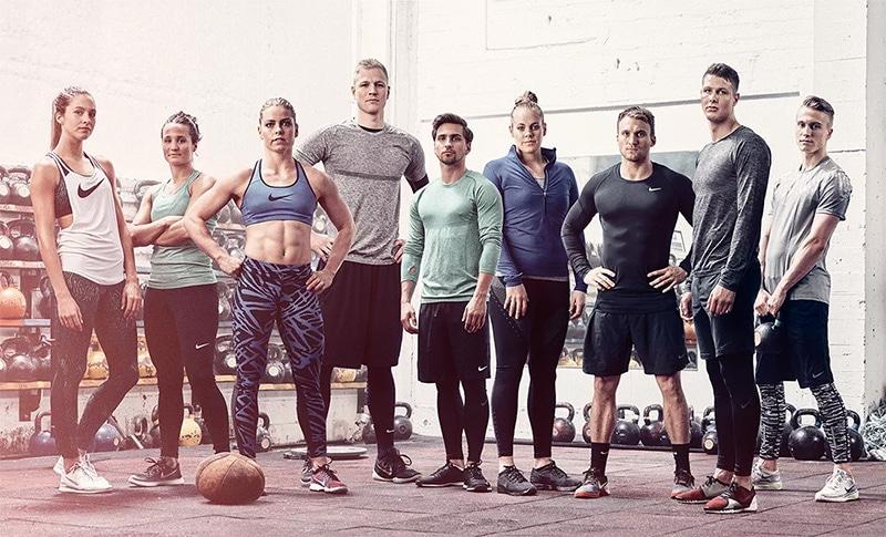 Миссия Nike