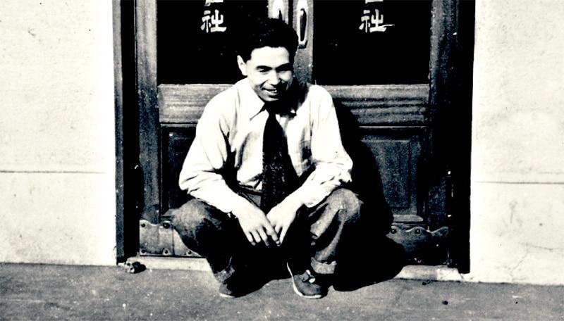 Основатель компании Onitsuka Tiger