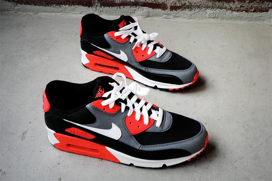 Фирменные кроссовки Air Max 90