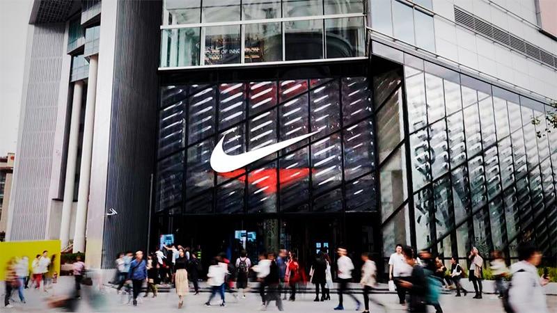 Шоппинг и Nike