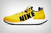 Желтые кроссовки
