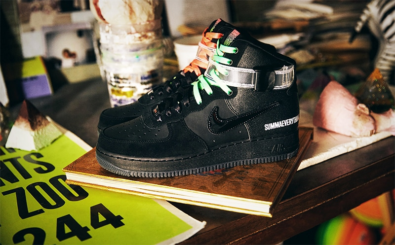 Кроссовки Air Force 1 All For 1 Los Angeles