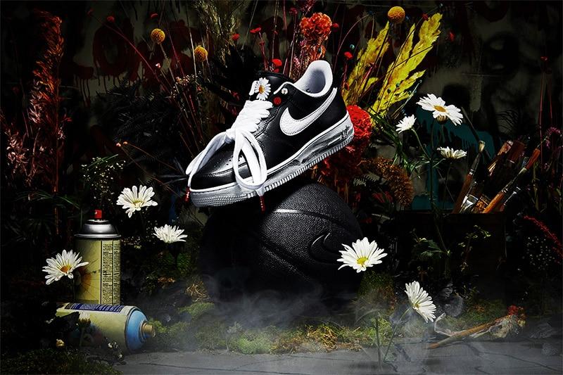 Nike Air Force «Para-noise»