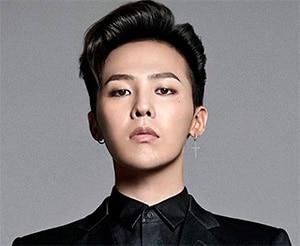 Рэпер G-Dragon