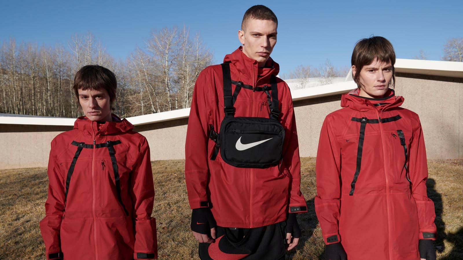 Nike x MMW Series 003