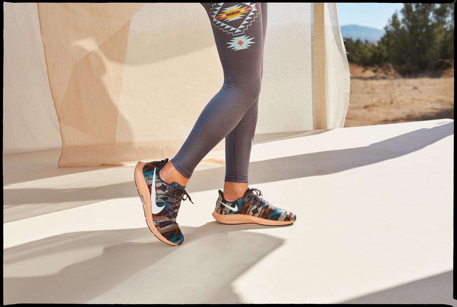 Коллекция Nike N7 Pendleton