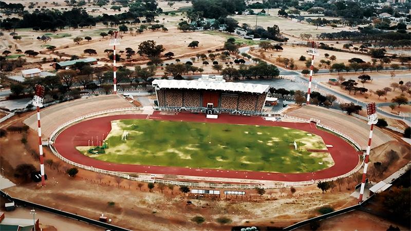 Стадион «Петер Мокаба»