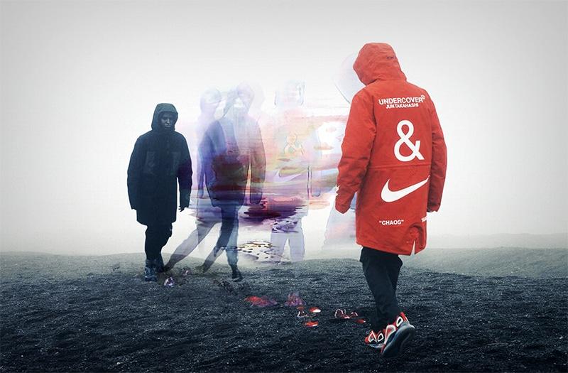 Функциональная зимняя коллекция от Nike и Undercover