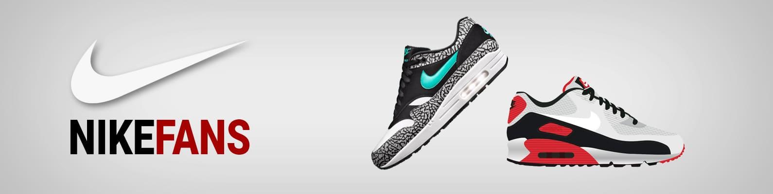 Подпишись на Nike Fans