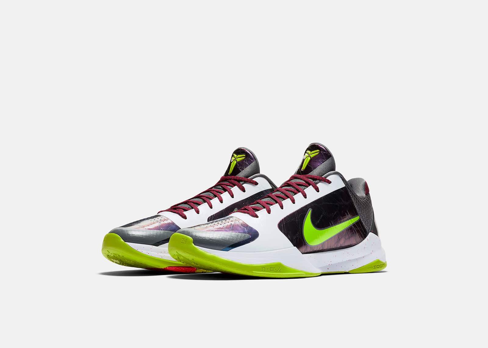 Nike Kobe V Proto Chaos