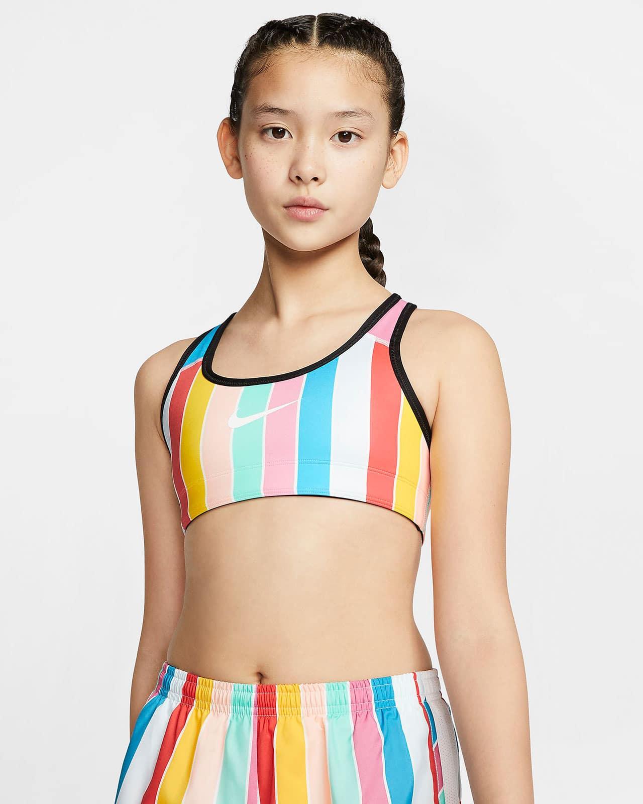 Ярки топ Nike для девочек