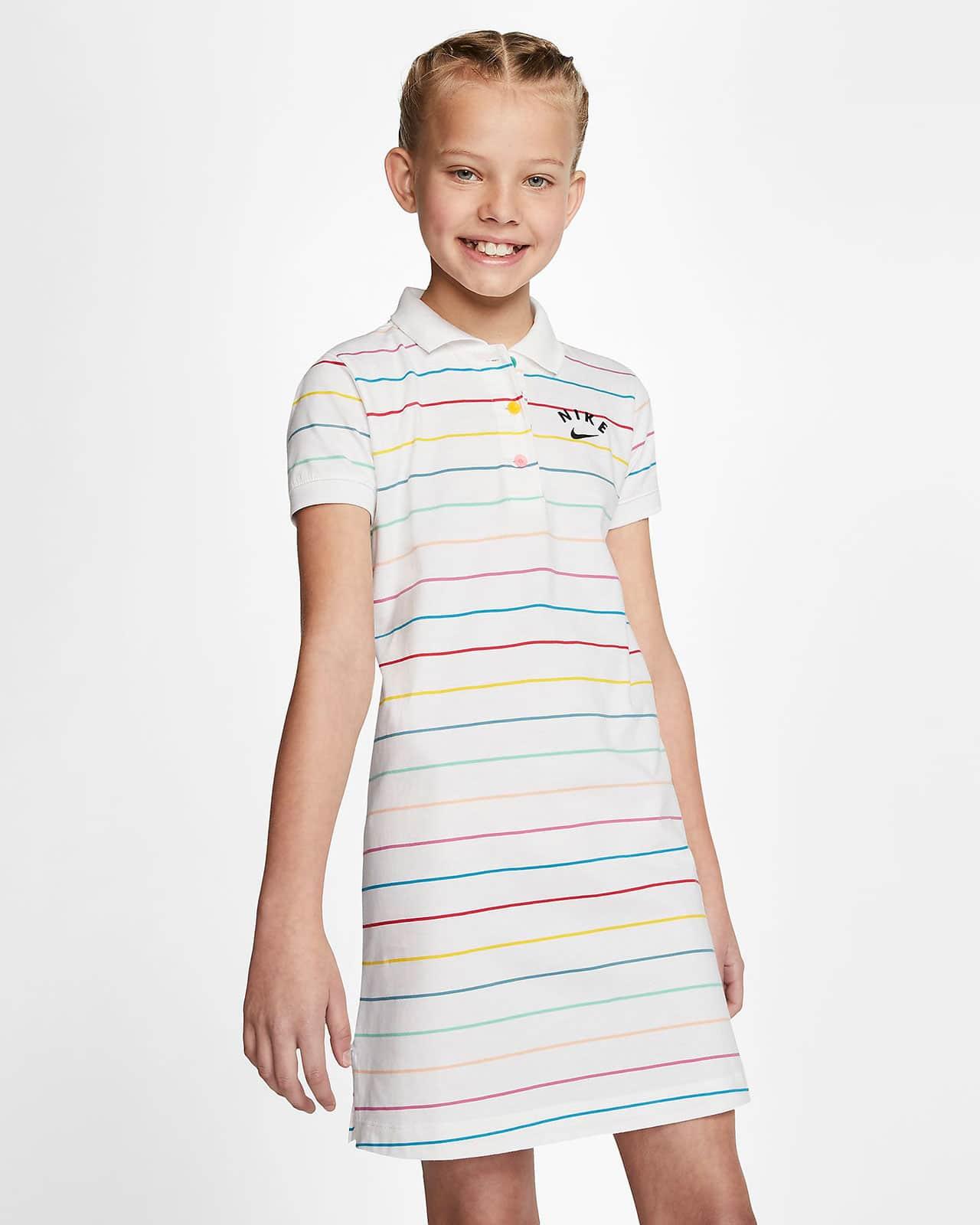 Платье Nike Sportswear для девочек