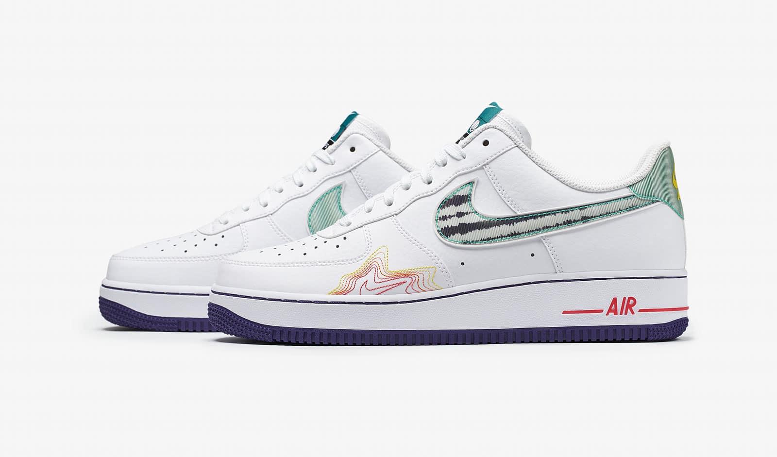 Nike Air Force 1 «Music»