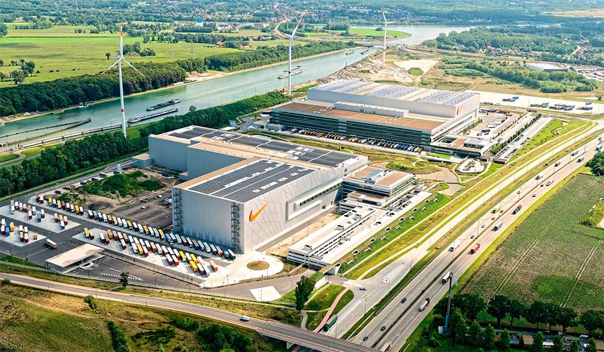 Европейский логистический центр Nike