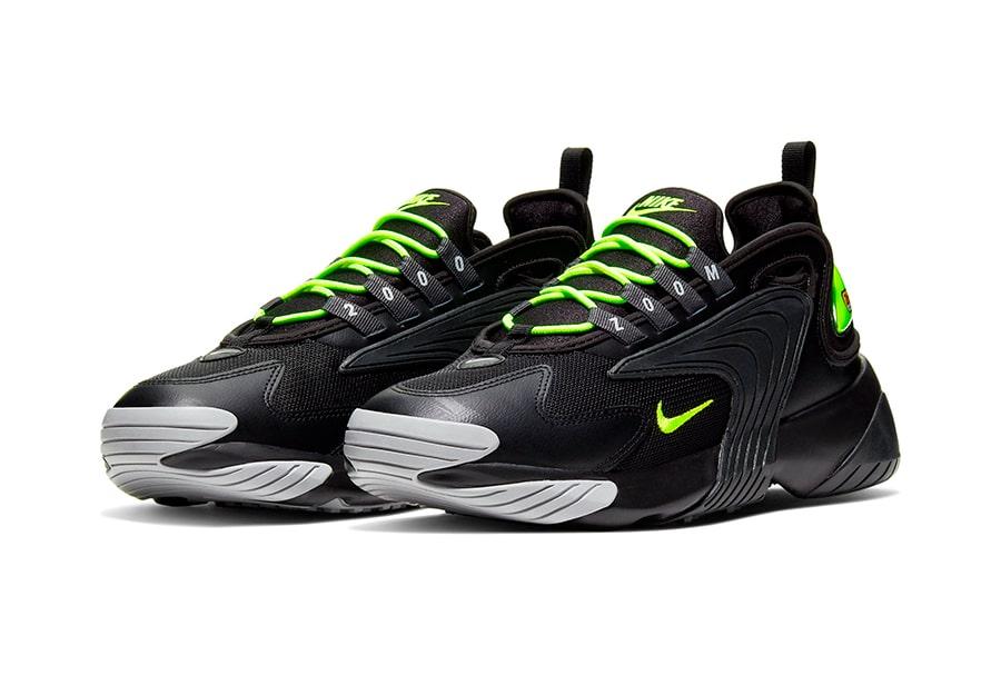 Nike Zoom 2K Black/Volt-Anthracite-Wolf Grey