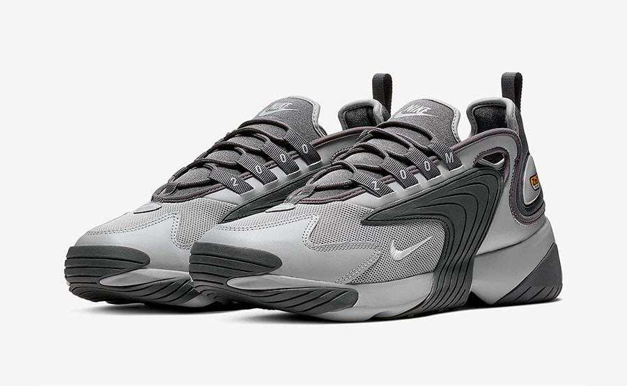 Nike Zoom 2K Wolf Grey/White-Dark Grey