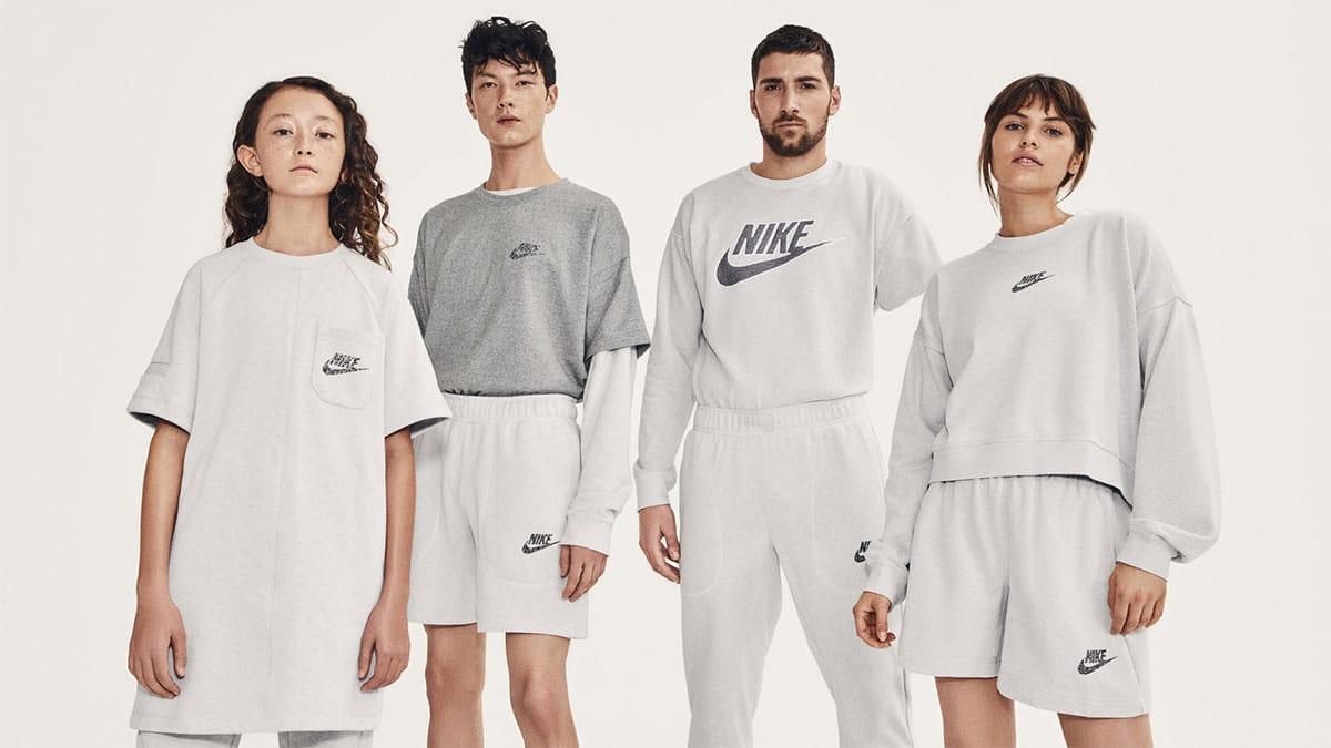 Одежда Nike из экологичных материалов