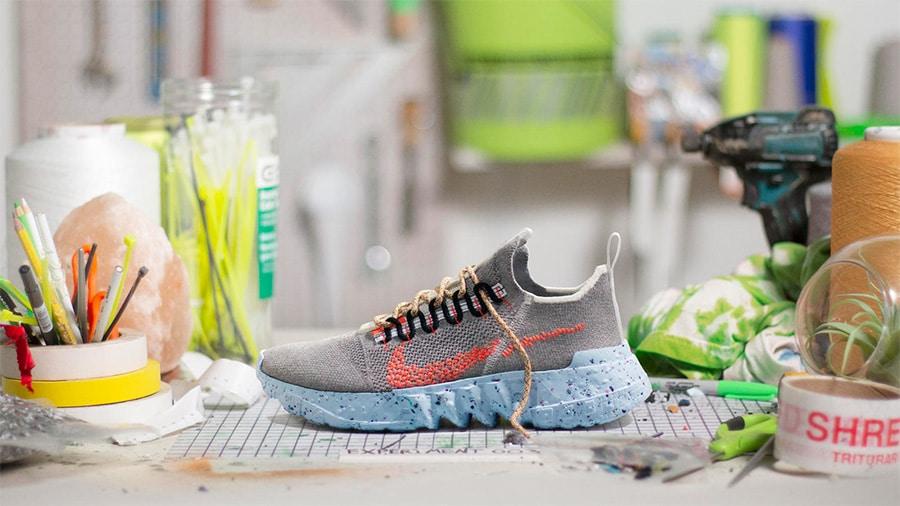 Кроссовки Nike Space Hippie 01