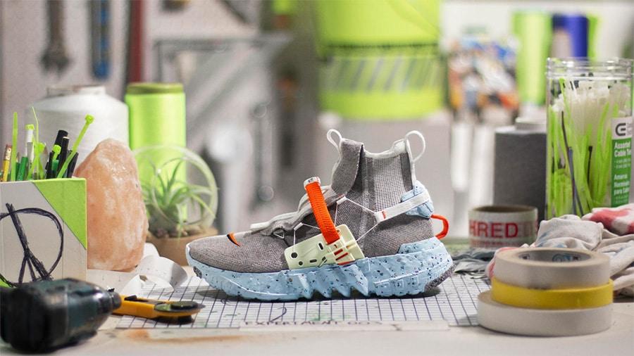 Кроссовки Nike Space Hippie 03
