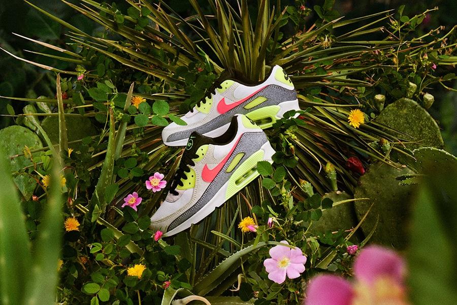 Кроссовки Nike N7 Air Max 90