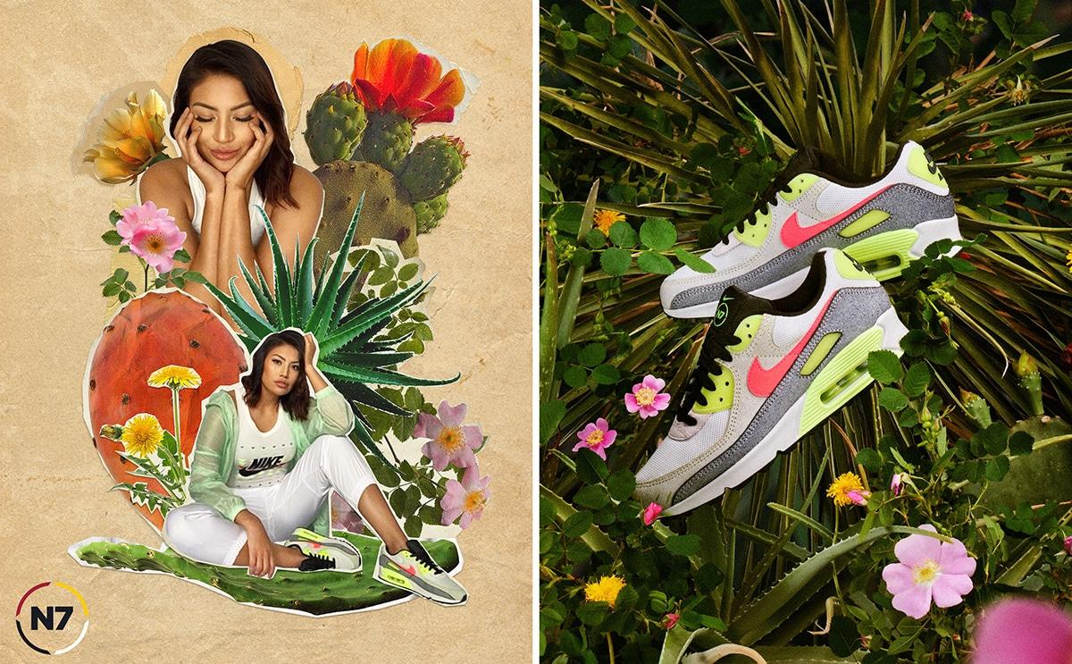 Летняя коллекция Nike N7