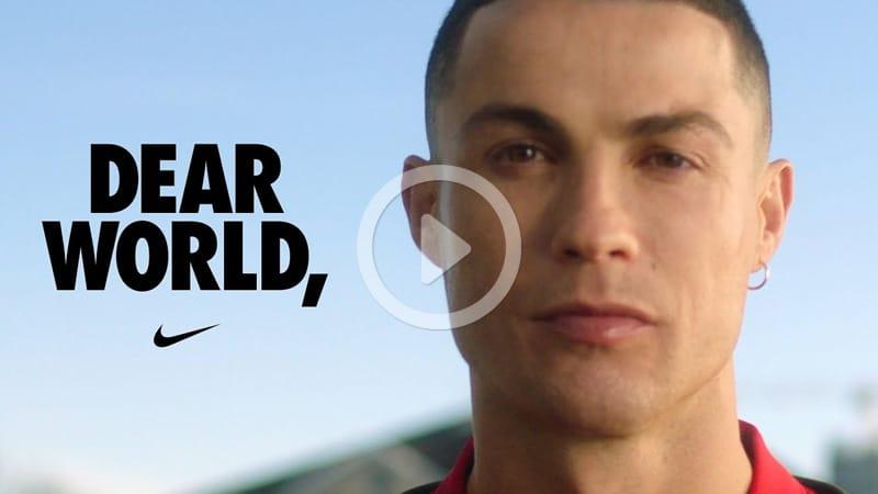 Ролик «Nike Flight Ball»