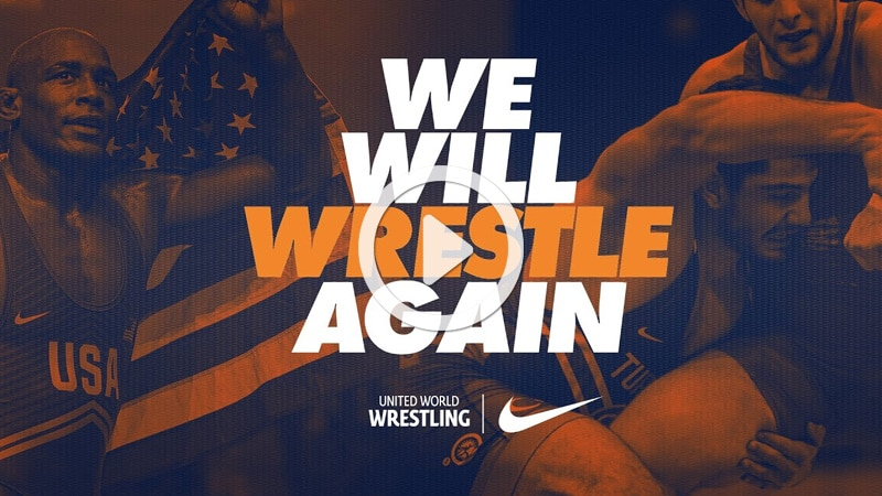 We Will Wrestle Again