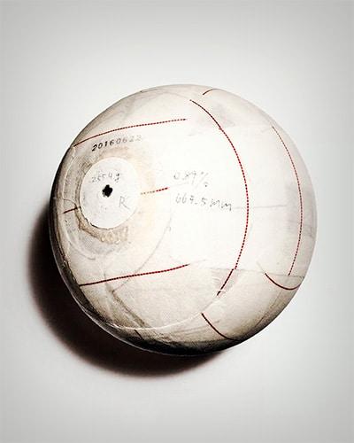 Собранный мяч