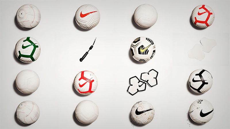 Разработка мяча
