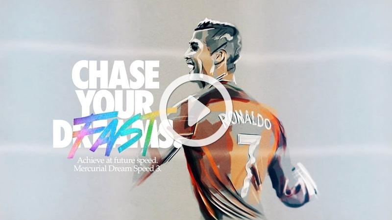 Ronaldo dream speed 3