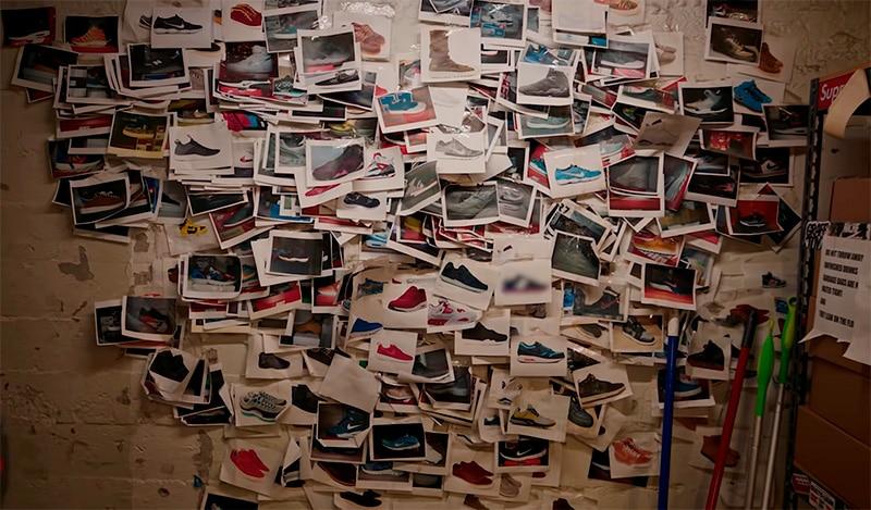 Ручные кастомизации Nike Dunk