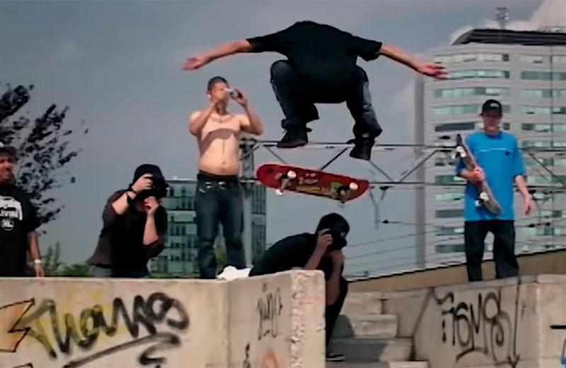 Скейтерская субкультура