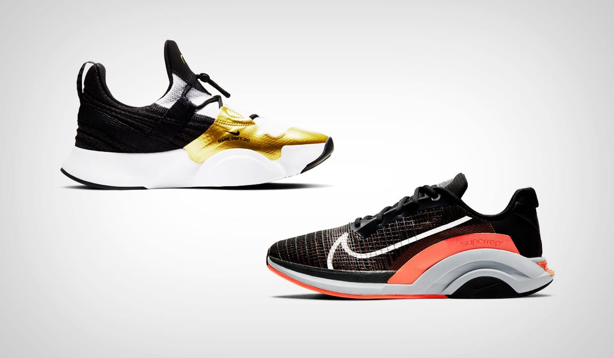 Nike SuperRep Groove и SuperRep Surge