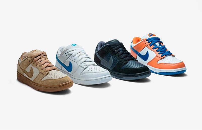 Серия Nike SB «Colors By»