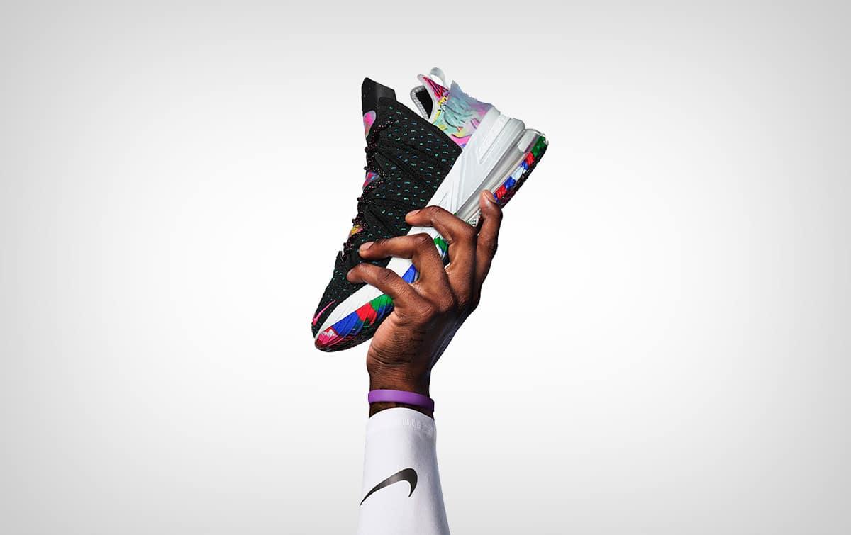 Кроссовки LeBron 18
