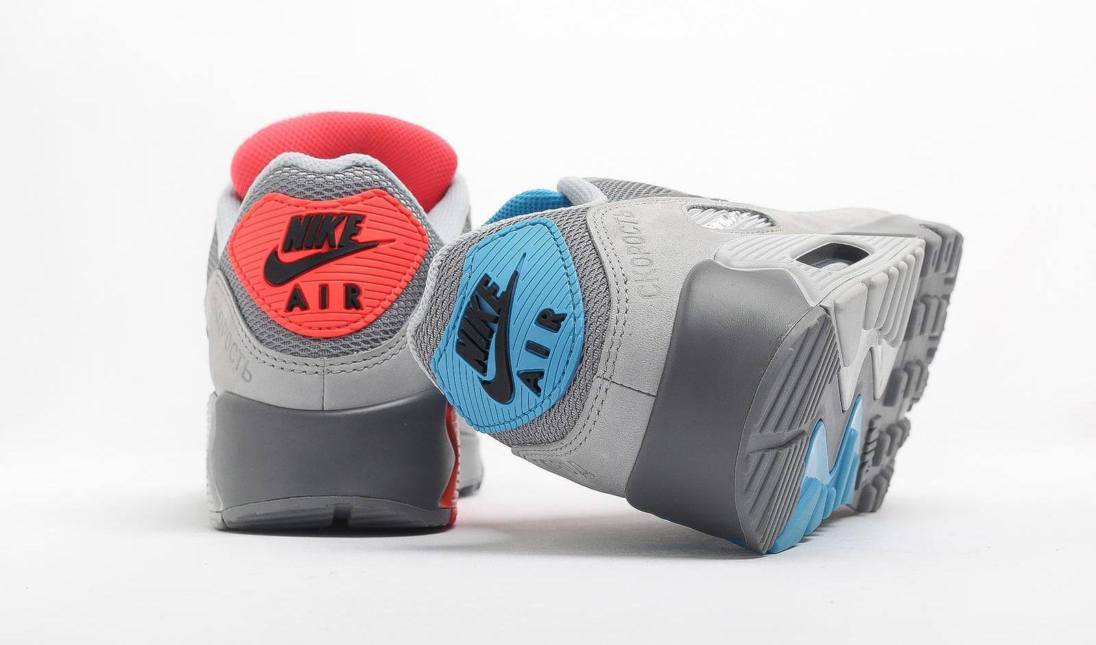 Логотипы Nike Air