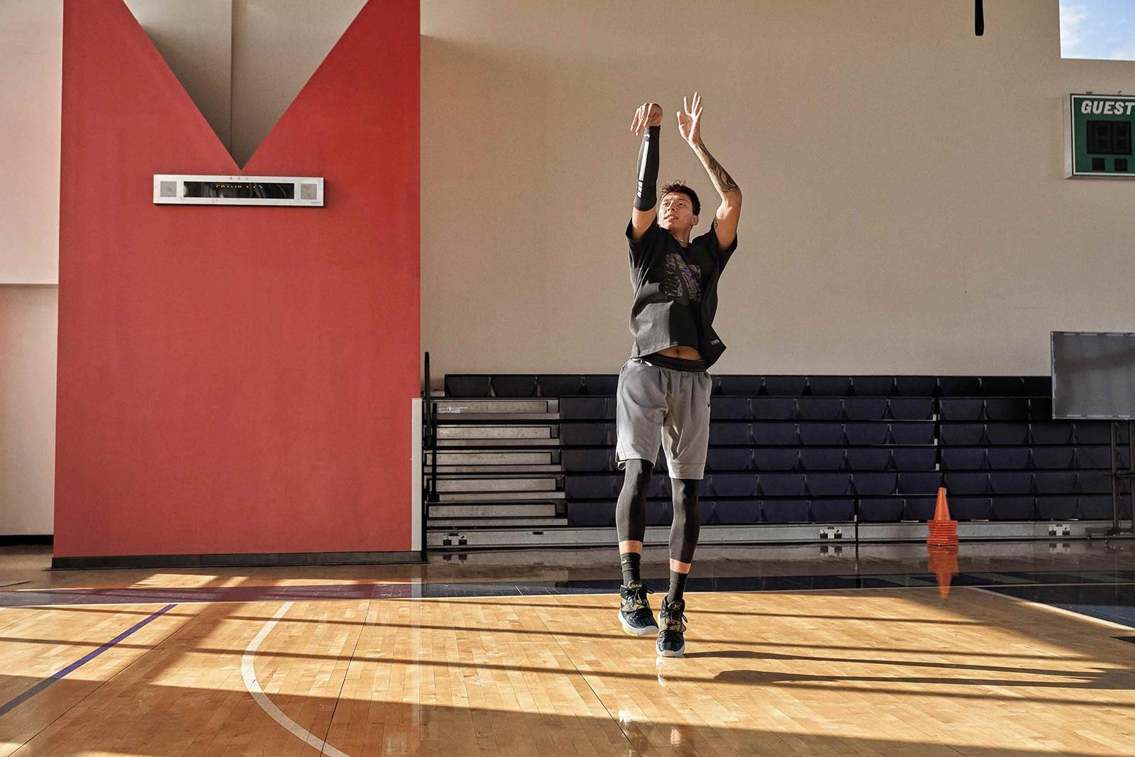Обувь для игры в баскетбол