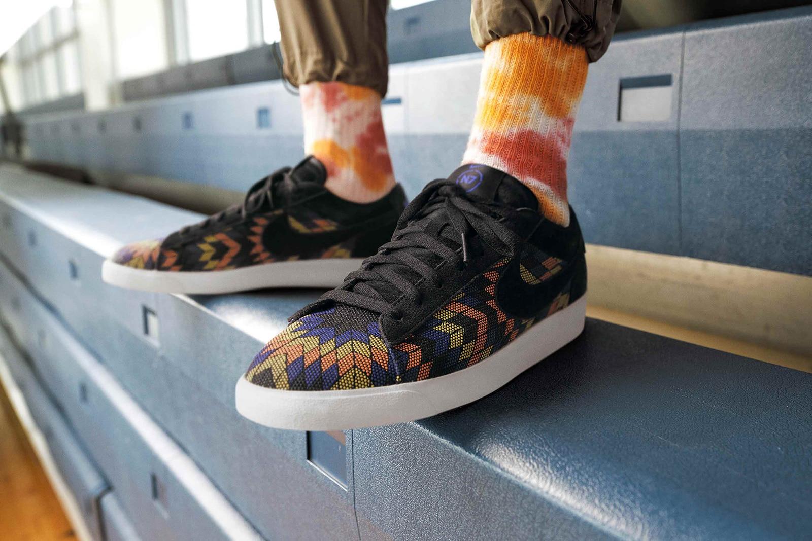 Узоры на кроссовках