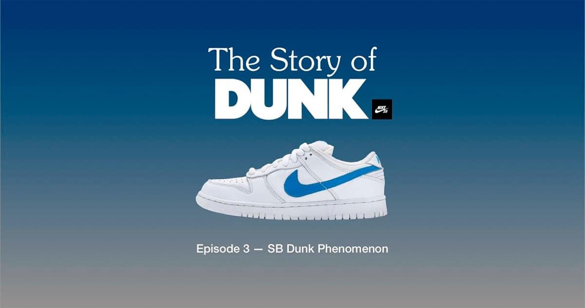 История Nike Dunk, эпизод 3