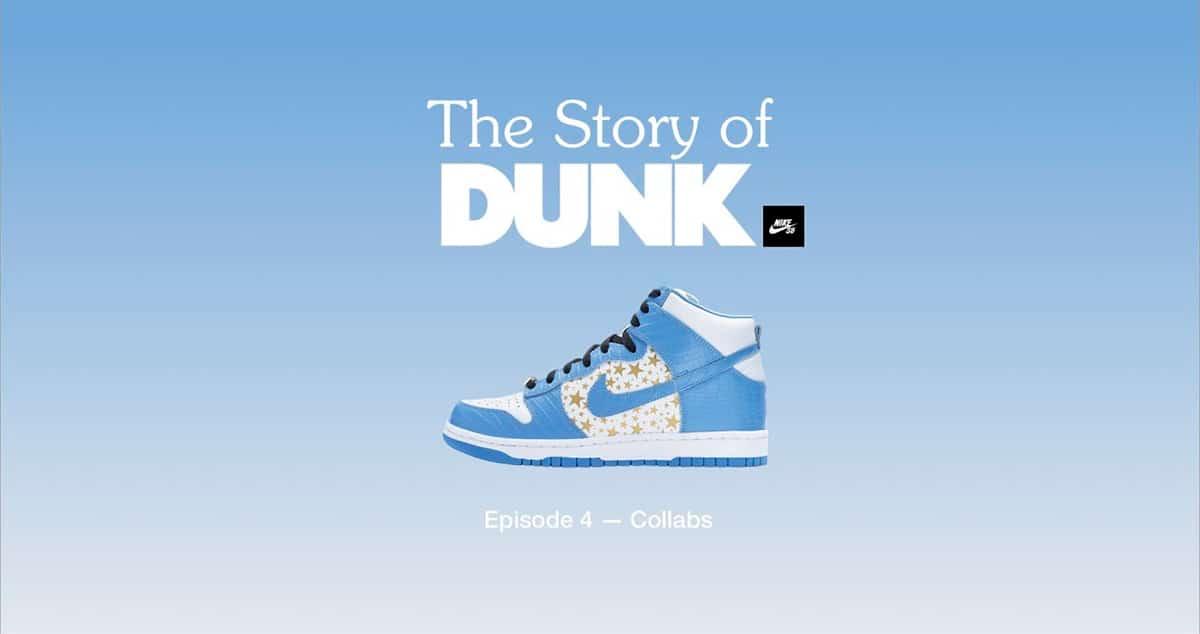 История кроссовок Nike Dunk, Эпизод 4