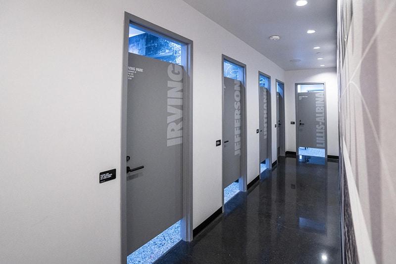 Двери Nike Unite в Портленде