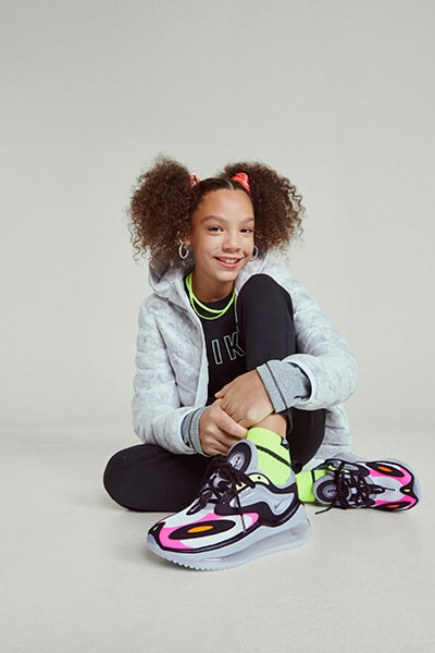 Детские Nike Air Max Zephyr