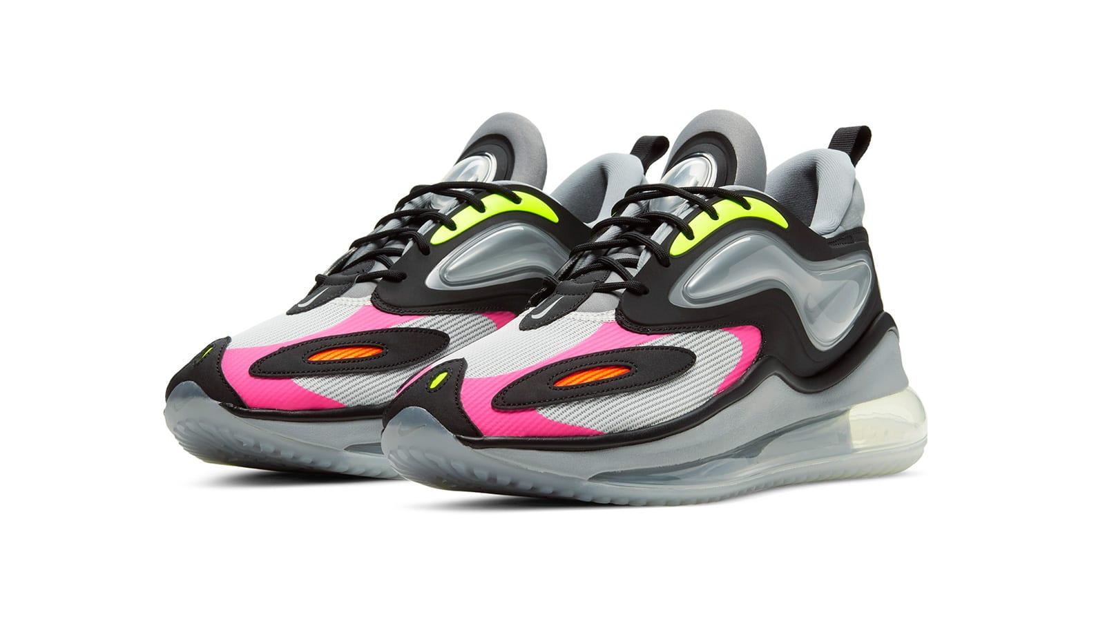 Светлые Nike Air Max Zephyr