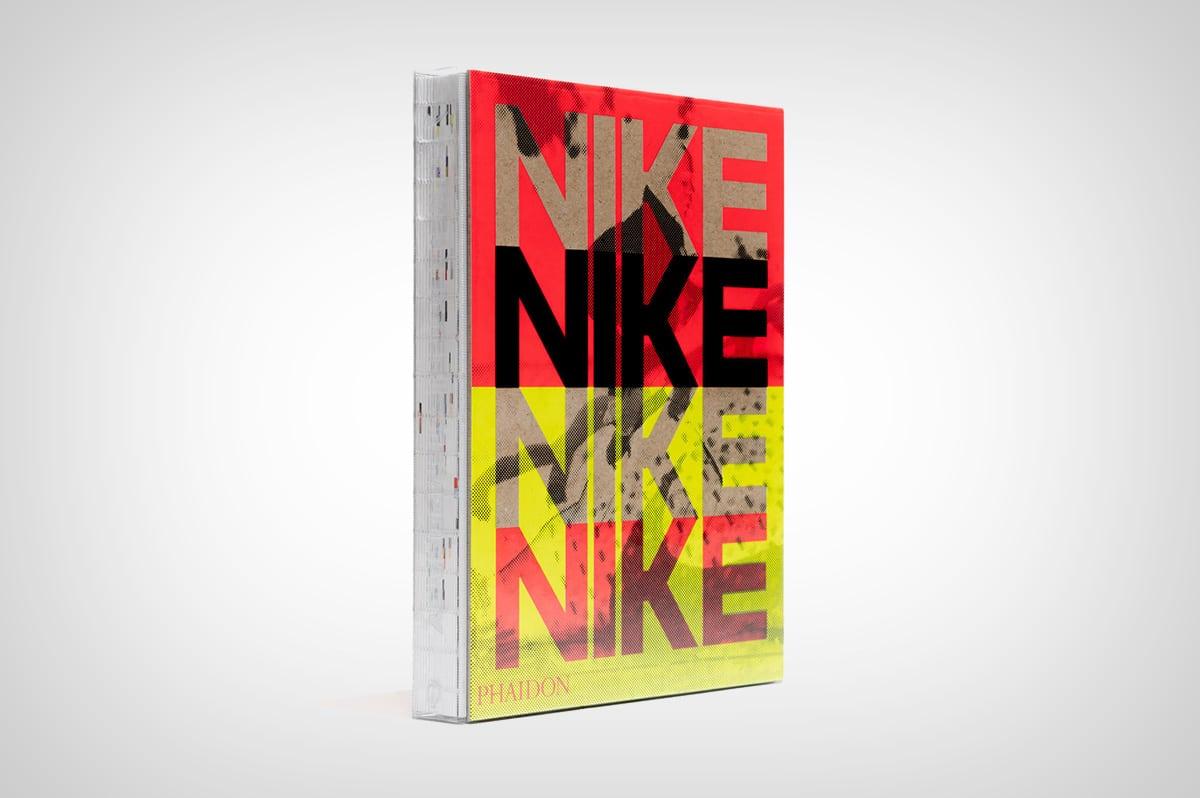 Книга «Nike: Better is Temporary»