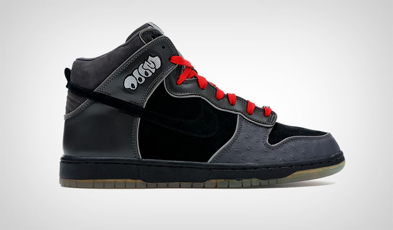 Nike Dunk SB High MF Doom